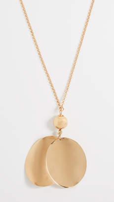 Kate Spade Gold Standard Pendant Necklace