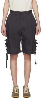 Kling Acne Studios Bla Konst Black Shorts