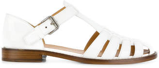 Church's classic buckled sandals