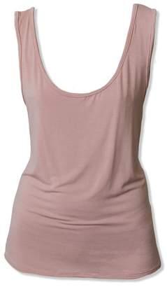Flynn Skye Shane T-Shirt - Dusty Rose