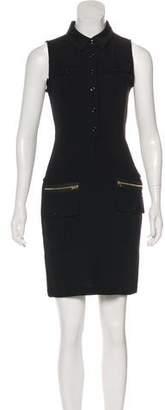 Calvin Klein Sleeveless Mini Dress