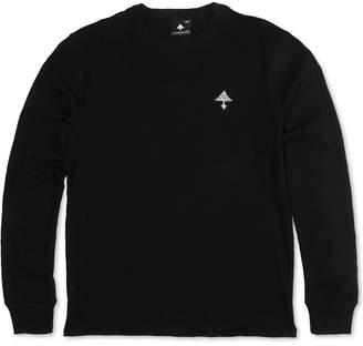 Lrg Men's Always On The Grow Thermal Sweatshirt