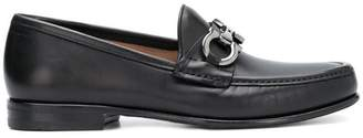 Salvatore Ferragamo Gancini loafers
