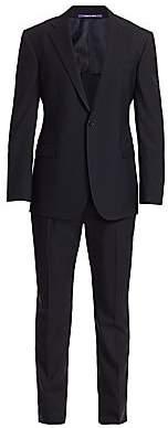 Ralph Lauren Purple Label Men's RLX Gregory Wool Twill Suit
