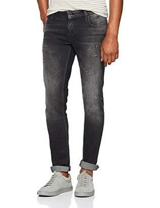 Antony Morato Men's Paul Skinny Jeans, (Nero 9000)