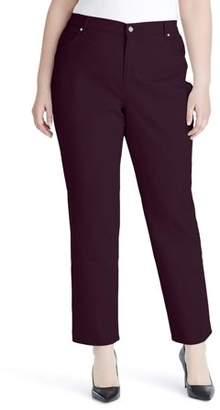 Gloria Vanderbilt Women's Plus Size Classic Amanda Jean