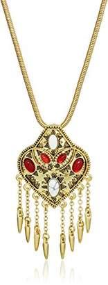 House Of Harlow Montezuma Small Pendant Necklace