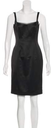 Ermanno Scervino Sleeveless Mini Dress