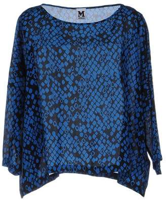 Outlet Professional embroidered shift blouse - Blue M Missoni Wiki Sale Online rcxJac