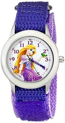 Disney Kids' W001922 Rapunzel Analog Display Analog Quartz Watch