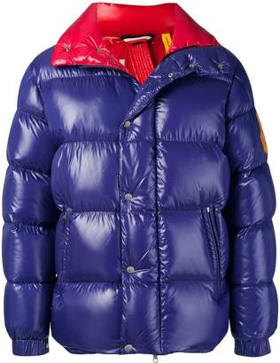 ... Moncler 1952 padded shell-down jacket