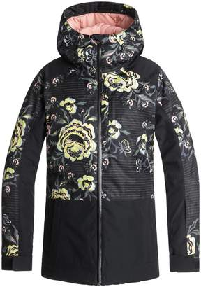 Roxy Torah Bright Snowflake Snow Jacket