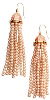 Women's Kate Spade New York Rambling Roses Lantern Drop Earrings $98 thestylecure.com