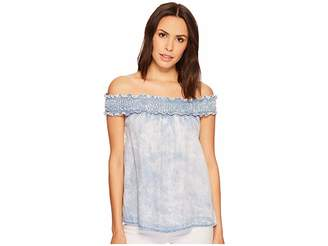 Stetson Tencel Off the Shoulder Top Women's Clothing