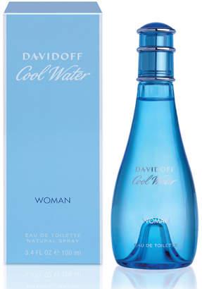 Davidoff Cool Water Woman Eau de Toilette - 100ml