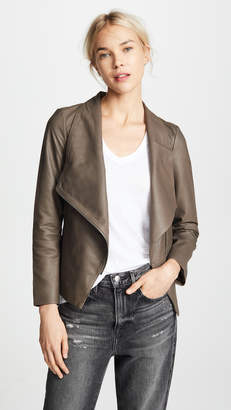 BB Dakota Eastside Zip Front Jacket