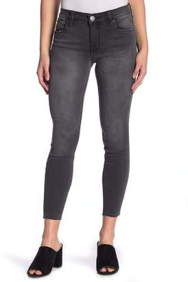 STS Blue Emma Crop-Cut Off Hem Skinny Jeans