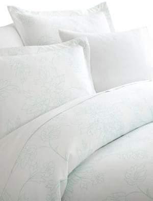 Blissful Bedding Premium Ultra Soft Three-Piece Vine Pattern Duvet Cover Set