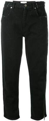 3.1 Phillip Lim side zip crop jeans
