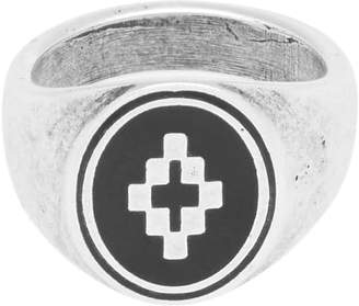 Marcelo Burlon County of Milan Signet Ring