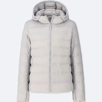 Uniqlo Women's Ultra Light Down Puffer Seamless Parka