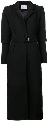 Wunderkind belted coat