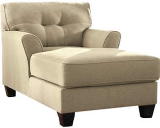 Andover Mills Carlyle Tufted Chaise