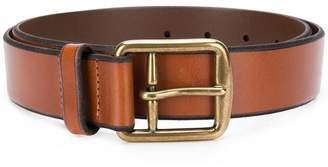 Ralph Lauren buckled belt