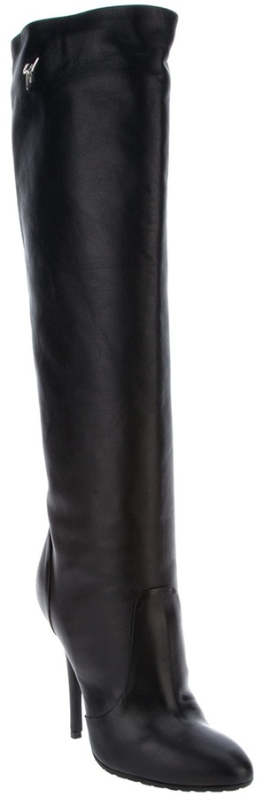 Giuseppe Zanotti Design knee length stiletto boot