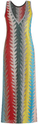 Missoni Metallic Maxi Dress