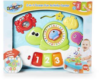 Lollipop Toys 2-in-1 Ocean Fun Activity Center