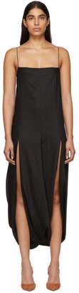 Jacquemus Black La Robe Nahil Dress