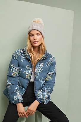 Ett:Twa Floral Puffer Coat