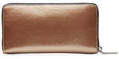 Marc Jacobs Marc Jacobs Two-Tone Leather Continental Wallet