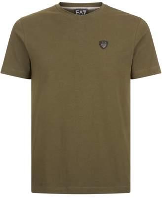 Giorgio Armani Ea7 Logo Back T-Shirt