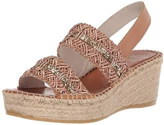Andre Assous Women's Cadence Espadrille Wedge Sandal