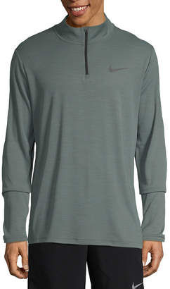 Nike Mens Superset Quarter-Zip Pullover