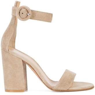 Gianvito Rossi block heel sandals