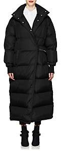 Prada Women's Long Puffer Coat - Black