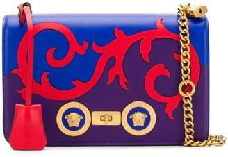 Versace embroidered Icon shoulder bag