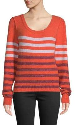 Free People Complete Me Stripe Sweater