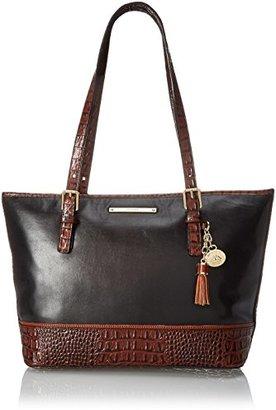 Brahmin Medium Asher Tote Bag, Black, One Size $275 thestylecure.com