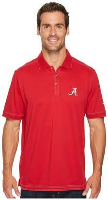 Tommy Bahama Alabama Crimson Tide Collegiate Series Clubhouse Alumni Polo Men's Clothing