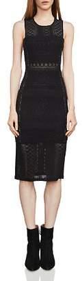 BCBGMAXAZRIA Sita Lace Sheath Dress