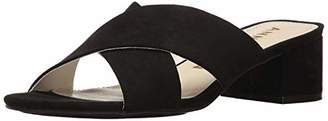 Anne Klein Women's Sansa Fabric Heeled Sandal