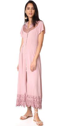 Cleobella Zahara Midid Dress $253 thestylecure.com