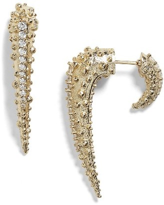 Women's Kendra Scott Sera Ear Jackets $90 thestylecure.com