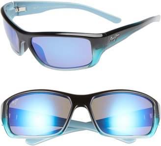 Maui Jim Barrier Reef 62mm PolarizedPlus2(R) Sunglasses