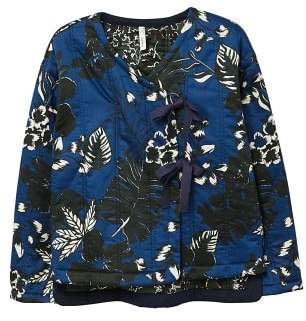 MANGO Quilted reversible jacket