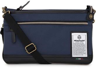 Bianchi (ビアンキ) - 【SAC'S BAR】ビアンキ BIANCHI ショルダーバッグ NBTC-46 【65】ネイビー×ブラック